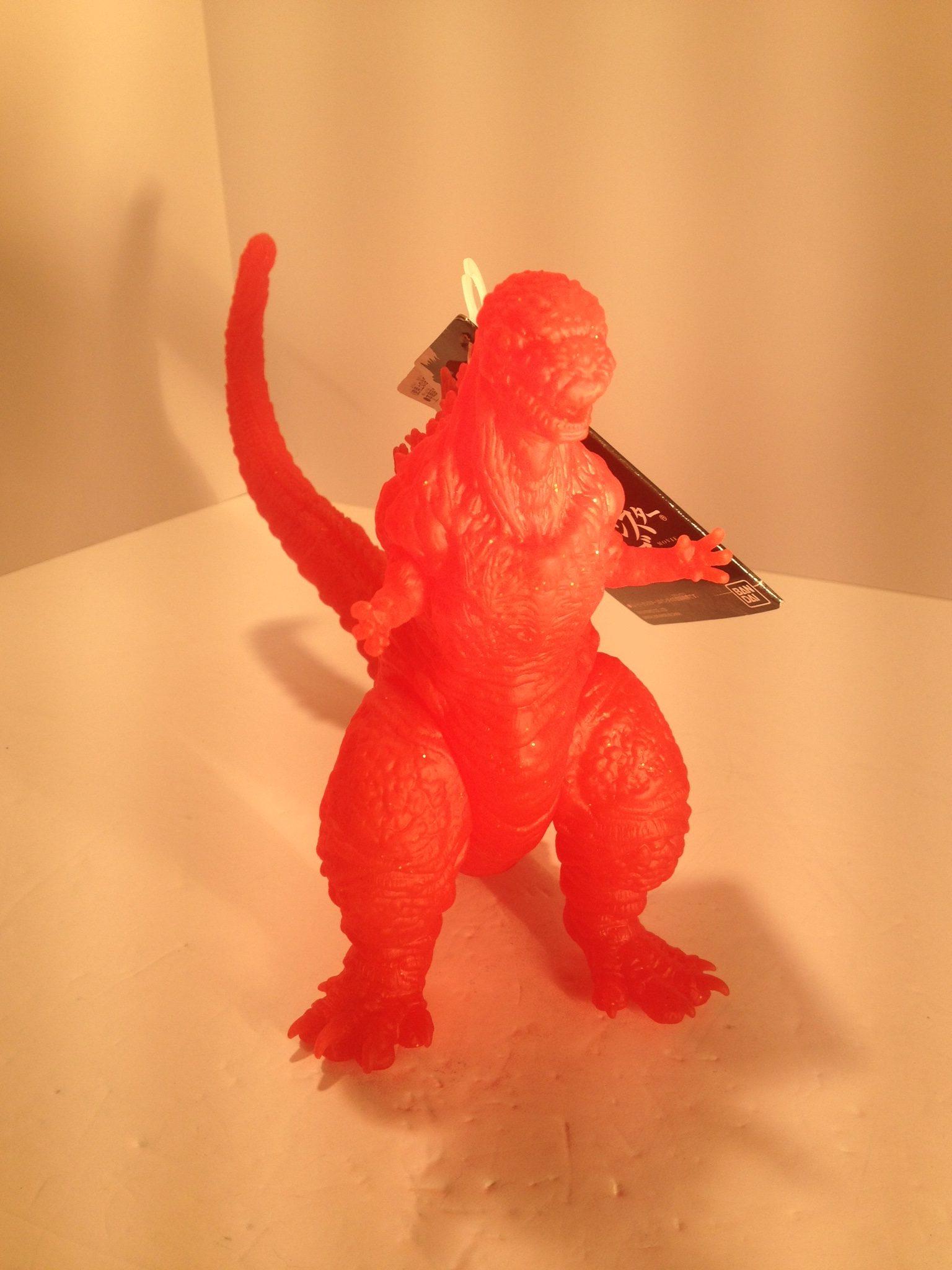 Shin Godzilla Theater Exclusive Figure Mint Tag Clawmark