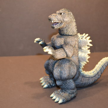Godzilla 1991 Hazawa-Gumi Gray No Bag Loose
