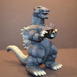 Godzilla 1991 Hazawa-Gumi Grey 2011