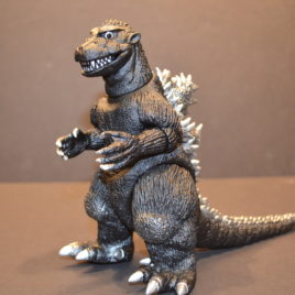 Godzilla 1954 Hazawa Gumi Black Mint in Bag