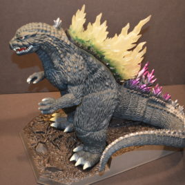 Godzilla 2000 Light Sound Large Figure