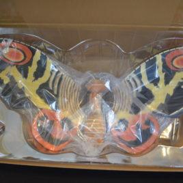 X PLUS RIC Mothra plus Larvas