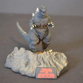 Yuji Sakai Diorama 2 Godzilla 1989 Godzilla vs Biollante