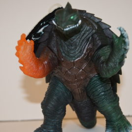"Gamera 3 Theater Exclusive ""Vanishing Fist"" Figure 1999"