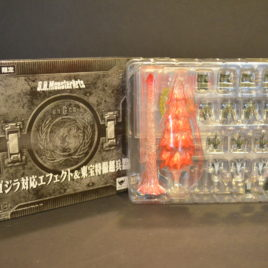 S.H. MonsterArts Tamashii Godzilla 1994 Bandai Accessory Set