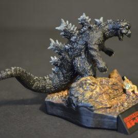Yuji Sakai Directory Set Godzilla vs Sea Monster 1966 with Girl