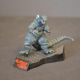 Yuji Sakai Diorama 1 Godzilla 1962 vs King Kong