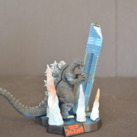 Yuji Sakai Diorama 2 Godzilla 1994 Godzilla vs SpaceGodzilla