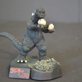 Yuji Sakai Diorama 2 Godzilla 1971 Godzilla vs Smog Monster