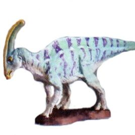 Dino Tales Series 1 #007 Parasaurolophus