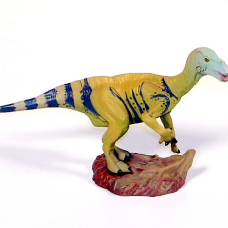 Dinotales Series 6 Iguanodon A Yellow Version