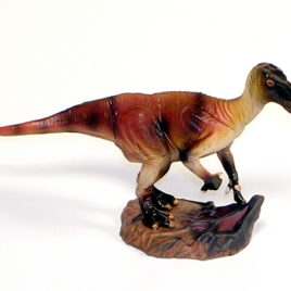 Dinotales Series 6 Iguanodon B Version Brown