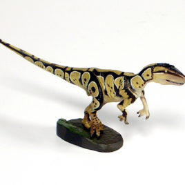 Dinotales Series 6 Allosaurus Spotted Version