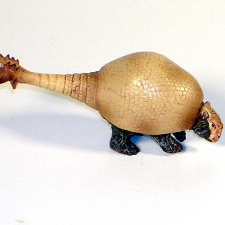 Dinotales Series 6 Doedicurus A Brown Bo Spots