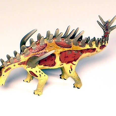 Dinotales Series 7 Huayangosaurus B Brown Version