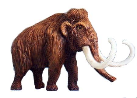 Dino Tales Series 1 #020 Manmuthus Primigenius (Mammoth)