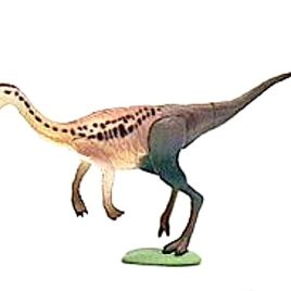 Dinotales Series 2 #033 Struthiomimus