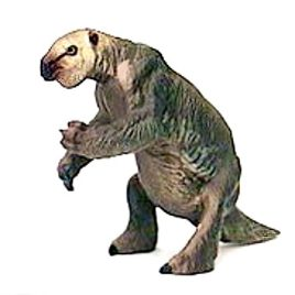 Dinotales Series 2 #039 Megatherium