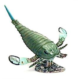 Dinotales Series 2 #045 Eurypterus RARE