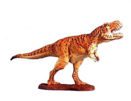 Dino Tales Series 1 # 001 Tyrannosaurus Rex