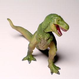 Dinotales Dinomania Series Limited Edition Tyrannosaurus Rex Green