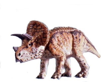 Dino Tales Series 1 #003 Triceratops