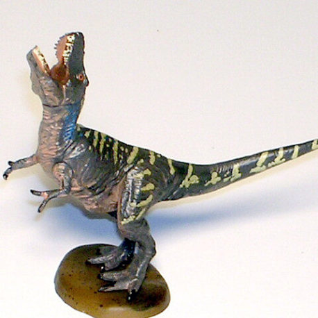 Dinotales Series 5 Tyrannosaurus cc lemon 01A