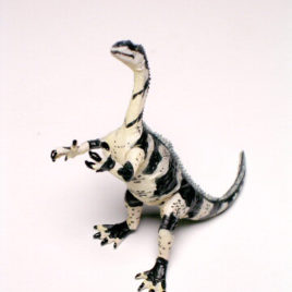 Dinotales Series 5 PLATEOSAURUS cc lemon 04b RARE