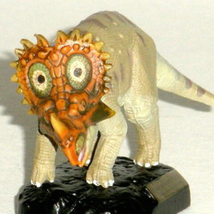 Dino Kingdom Expo Japan 2012 Sinoceratops Capsule Figure