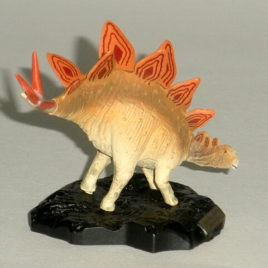 Dino Kingdom Expo Japan 2012 Stegosaurus Stenops Capsule Toy