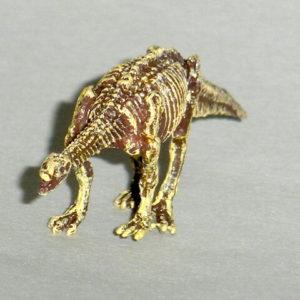 Dawn of the Dinosaurs Exhibit Exclusive Lessemsaurus Skeleton