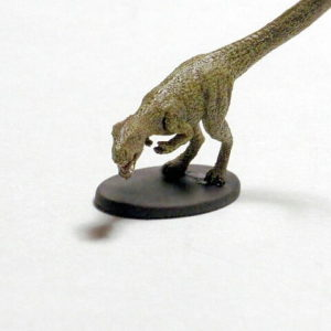 Dawn of the Dinosaurs Exhibit Exclusive Frenguellisaurus Figure