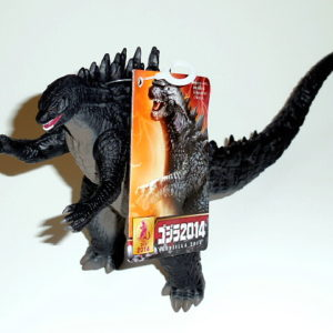 Movie Monster Series Godzilla Action Figure 2014 Bandai