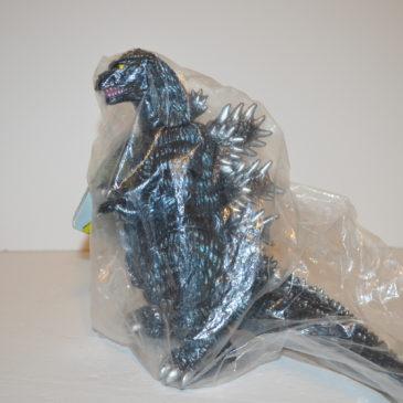 Marmit Godzilla Action Figure 1994 Mail Away Version 2009 Mint in Bag