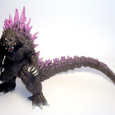 Banpresto Godzilla 2000 Figure Yuji Sakai 1st Version Black Rare