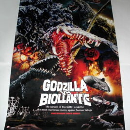 Special Limited Edition Monster Summit 12 Poster New Biollante