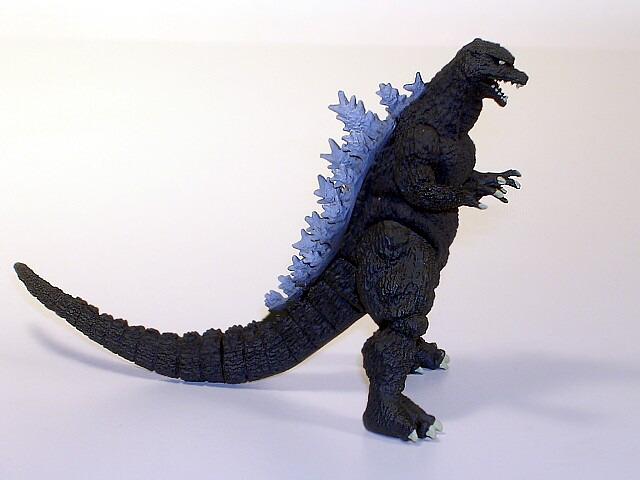 Godzilla High Grade Set 11 2005 Figure