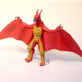 Godzilla High Grade Set 11 Rodan 2005 Figure