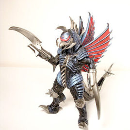 Gigan 2005 8 1/2 inches from Godzilla Final Wars Movie