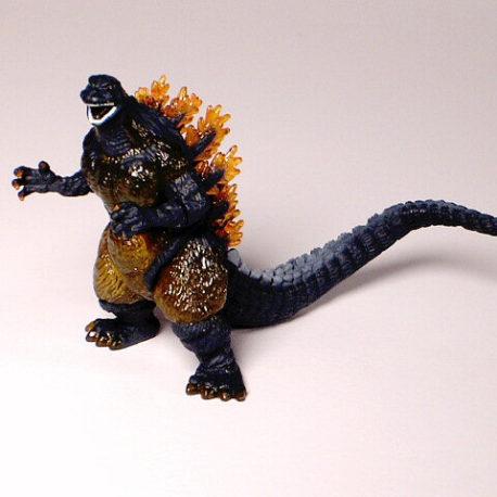 .Godzilla Chronicles High Grade Burning Godzilla FIGURE