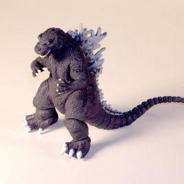 Godzilla Chronicles 1 High Grade Godzilla 2001 GMK Figure