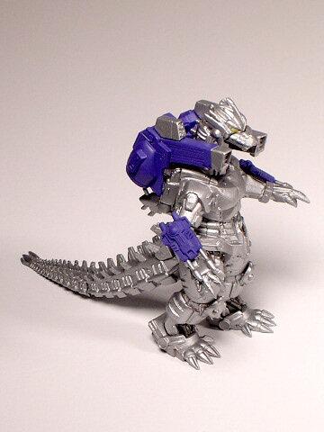 Godzilla Chronicles 2 High Grade MechaGodzilla 2002 Figure