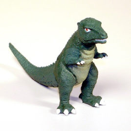 Godzilla Chronicles # 2 High Grade Gorosaurus Figure