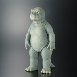 Movie Monster Series Minya Action Figure 2005 from Godzilla Final Wars
