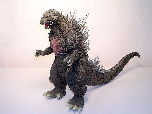 Dx Giant Battle Damaged Godzilla 2004 Tokyo Sos Bandai