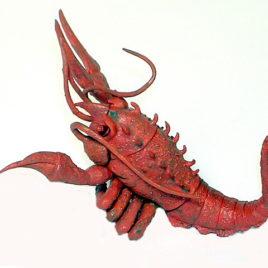 Godzilla High Grade Set 10 Ebirah from the Deep Figure