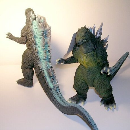 Godzilla 2004 Theater Exclusive Figure Mint with Tag