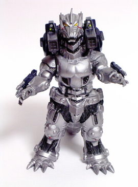 MechaGodzilla Action Figure 2003 figure Super Weapons No Tag