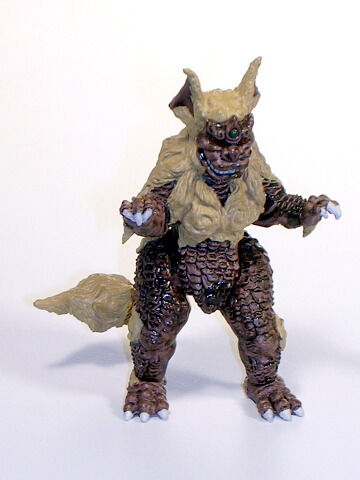 Godzilla High Grade Set 9 King Seesar Seeser Ceasar 2002