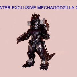MechaGodzilla 2003 Black Theater Exclusive Figure Mint with Tag